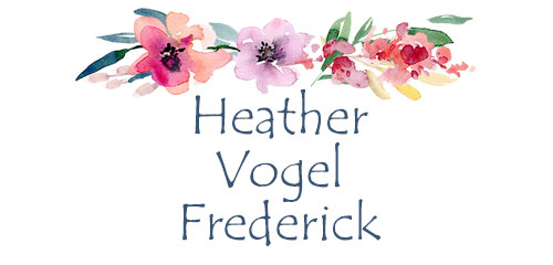 Heather Vogel Frederick